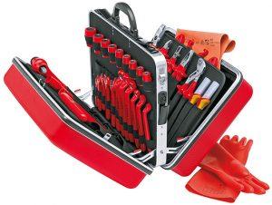 Ensembles d'outils isolés