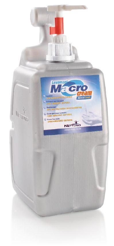 Ameta Solution 00324 Distributeur T-Box Macrocream Avec Pompe  5L