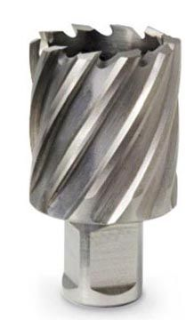 Ameta Solution 24-10058 Fraise annulaire acier haute vitesse 1-5/8