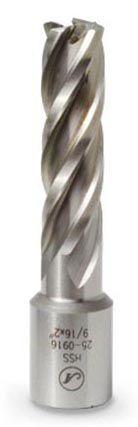 Ameta Solution 25-10058 Fraise annulaire acier haute vitesse 1-5/8