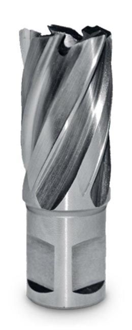 Ameta Solution 26-0021 Fraise annulaire acier haute vitesse 21mm x 25mm