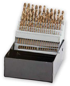 Ameta Solution 31-1001 60 pcs #1 to #60 metal drill bit drill set