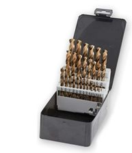 Ameta Solution 33-0001 Ensemble de 29 forets à métal 1/16