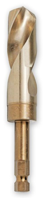 Ameta Solution 35-0316 Foret à métal court 1-3/16