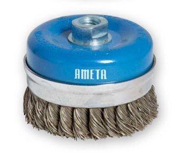 Ameta Solution 62-1400 Brosse nouée boisseau 4