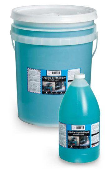Ameta Solution 70-0145 Lubrifiant de coupe / perçage fluide synthétique 205l