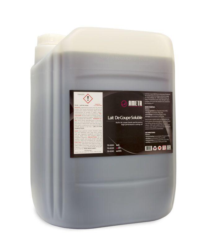 Ameta Solution 70-0220 Lubrifiant de coupe / perçage liquide 20l