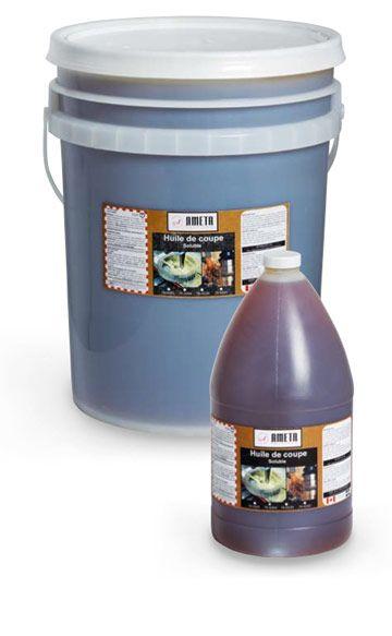 Ameta Solution 70-0245 Lubrifiant de coupe / perçage liquide 205l