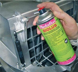 Metaflux 70-09 400ml Aerosol food grade multi-purpose lubricant