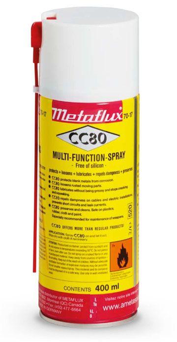 Metaflux 70-22 Lubrifiant tout-usages aérosol 200ml