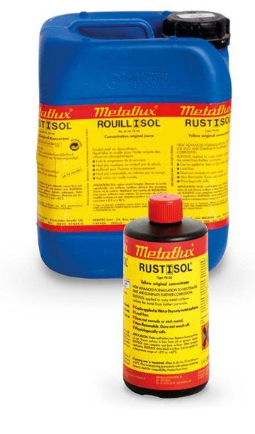 Metaflux 70-3605 5L Liquid rust protector