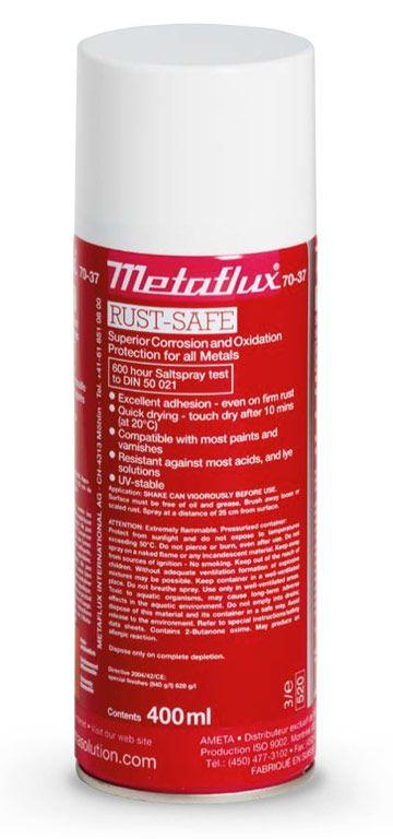 Metaflux 70-37 Protecteur anti-corrosion aérosol 400ml