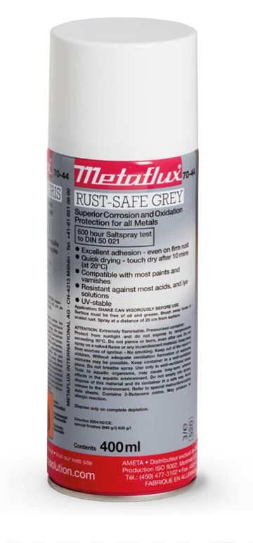 Metaflux 70-44 Protecteur anti-corrosion aérosol 400ml