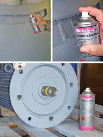 Ameta Solution 70-59 400ml Aerosol grey primer