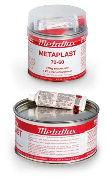 Metaflux 70-6020 2kg Metaplast glue - with hardener