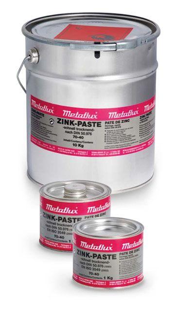 Metaflux 70-6301 1L Thinner zinc galvanized coating
