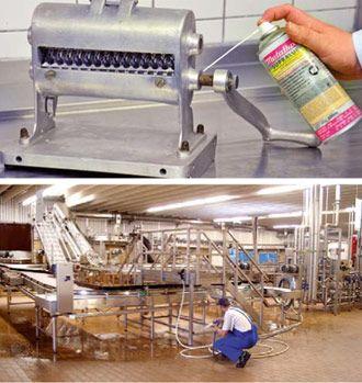 Metaflux 70-74 400ml Aerosol food grade multi-purpose lubricant