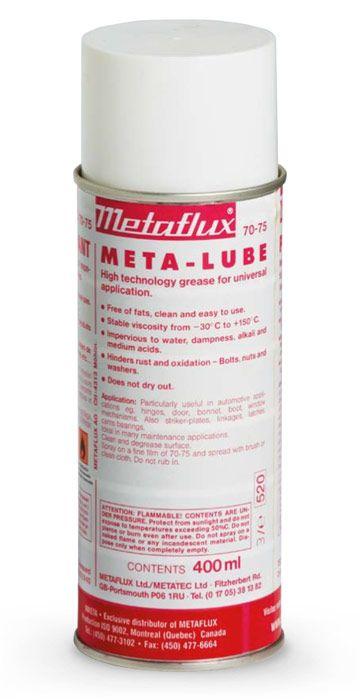 Metaflux 70-75 400ml Aerosol multi-purpose lubricant