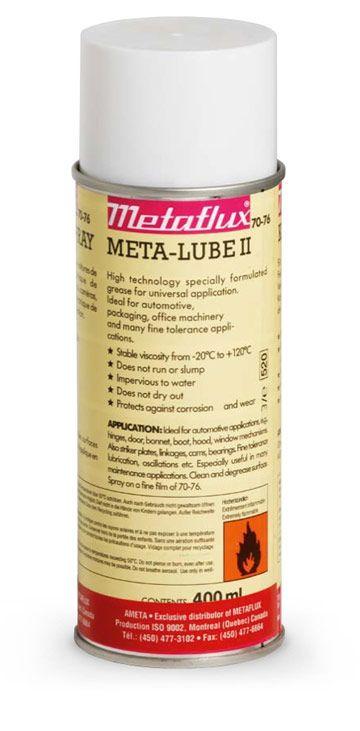 Metaflux 70-76 400ml Aerosol multi-purpose lubricant