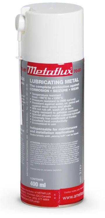 Metaflux 70-81 400ml Aerosol multi-purpose lubricant