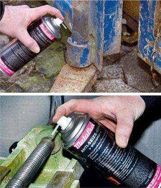 Ameta Solution 70-82 400ml Aerosol multi-purpose lubricant