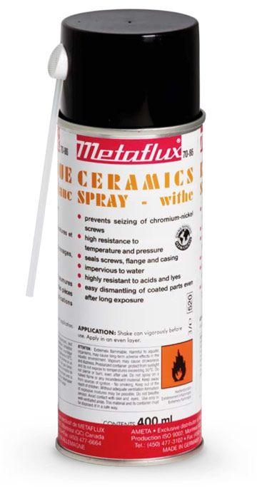Metaflux 70-86 Lubrifiant céramique aérosol 400ml