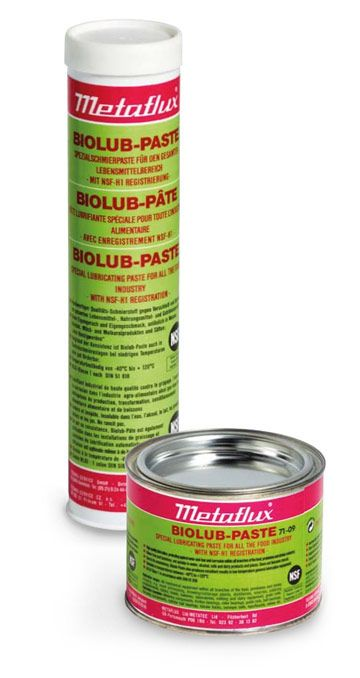 Metaflux 71-0925 Lubrifiant alimentaire tout-usages pâte 25kg