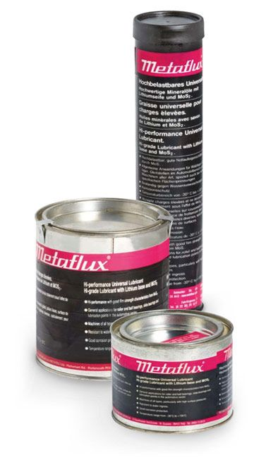 Metaflux 71-1010 Lubrifiant graisse gros travaux 10kg