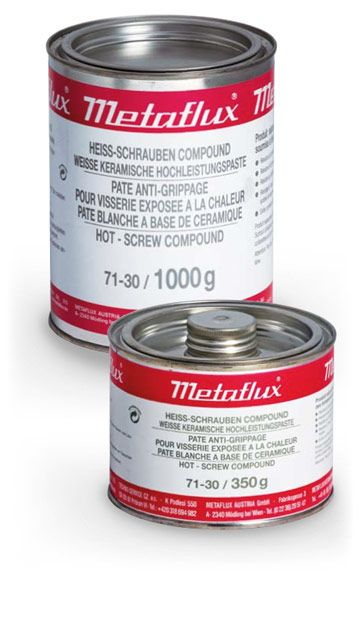 Metaflux 71-3001 1kg Ceramic Paste lubricant