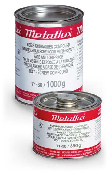 Metaflux 71-3010 10kg Ceramic Paste lubricant