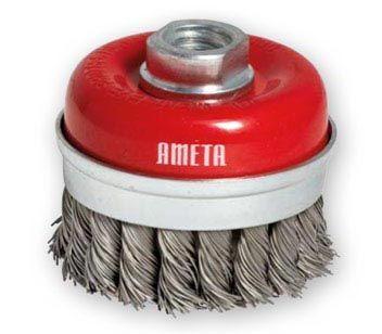 Ameta Solution 72-1400 Brosse nouée boisseau 4