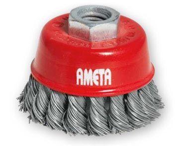 Ameta Solution 72-3000 Brosse nouée boisseau 3