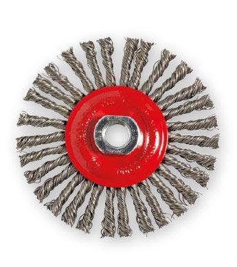 Ameta Solution 72-4450 Brosse nouée circulaire 5