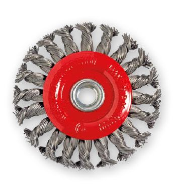 Ameta Solution 72-6440 Brosse nouée circulaire 4