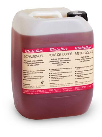 Ameta Solution 75-0320 20L Oil cutting/drilling lubricant