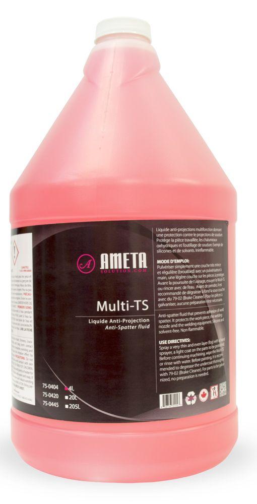 Ameta Solution 75-0404 Anti-adhérent liquide 4l