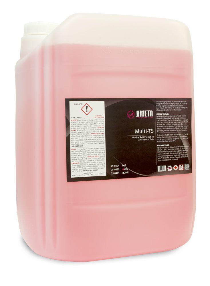 Ameta Solution 75-0420 Anti-spatter Liquid 20L