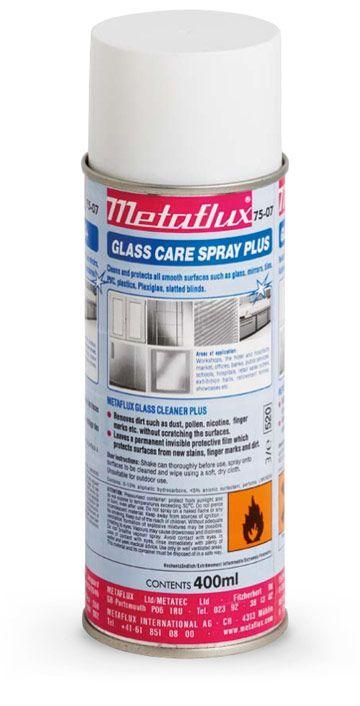 Metaflux 75-07 Nettoyant à vitres plus aérosol 400ml