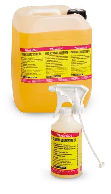Metaflux 75-2210 Huile nettoyante lubrifiante 10L