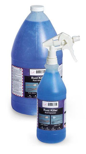 Ameta Solution 75-2601 960ml Trigger sprayer rust remover