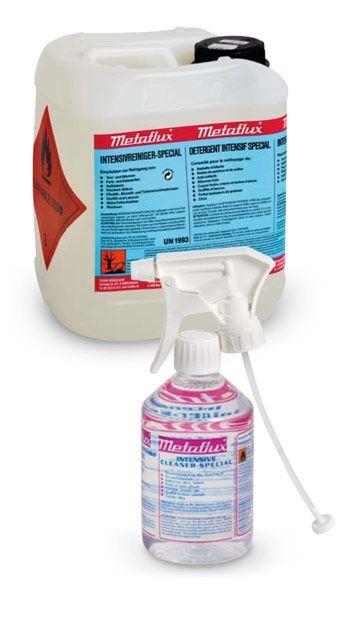 Metaflux 75-3400 Détergent intensif vaporisateur 500ml