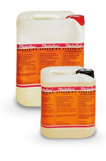Metaflux 75-3610 Dégraissant colour-ex liquide 10l