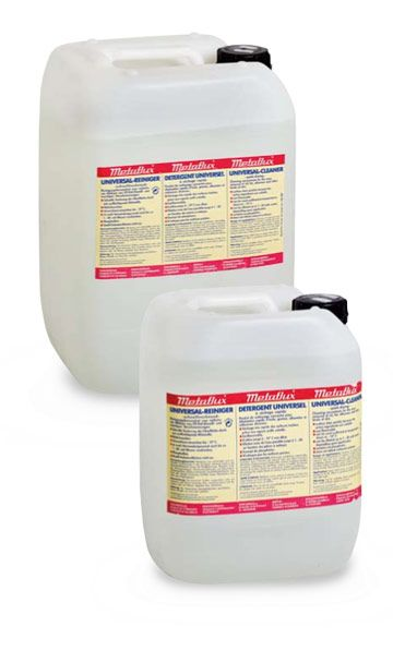Metaflux 75-3702 Universal Cleaner Liquid 200L