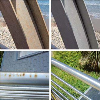 Metaflux 75-4401 Stainless steel cleaner Gel 1L