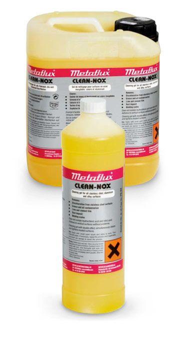 Metaflux 75-4405 Nettoyant pour acier inoxydable  gel 5L
