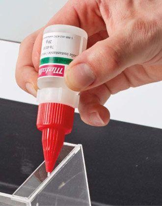 Ameta Solution 76-0110 Colle liquide 20g