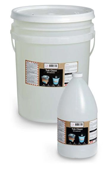 Ameta Solution 76-0520 Nettoyant pour bacs de lavage liquide 20L