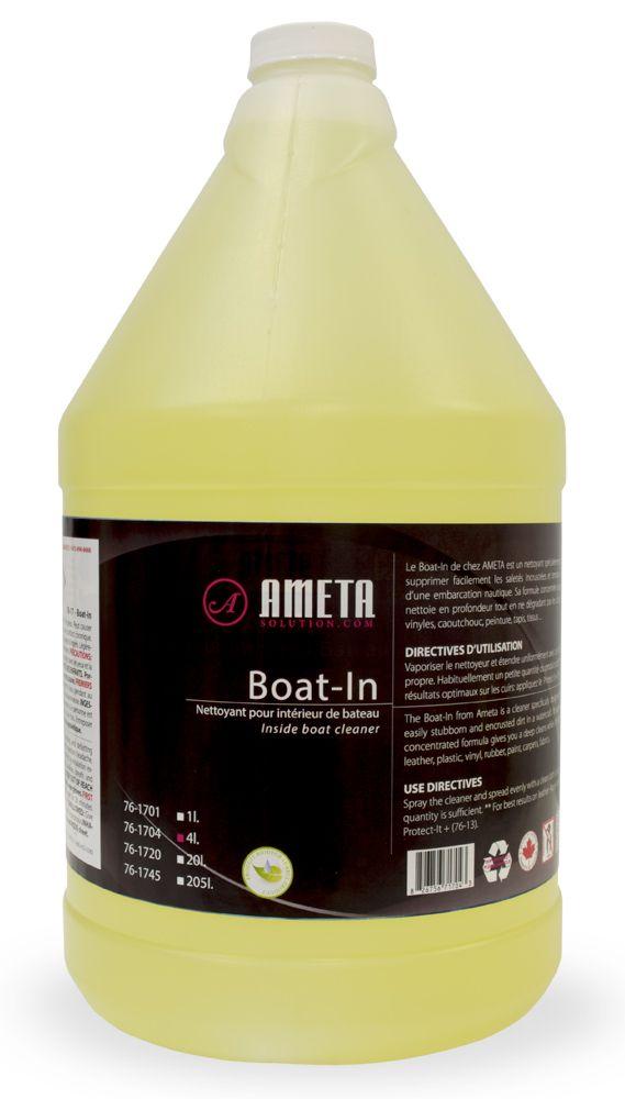 Ameta Solution 76-1704 Dégraissant boat-in liquide 4l