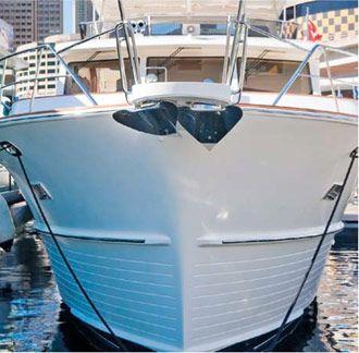 Ameta Solution 76-1845 Dégraissant boat-out liquide 205l