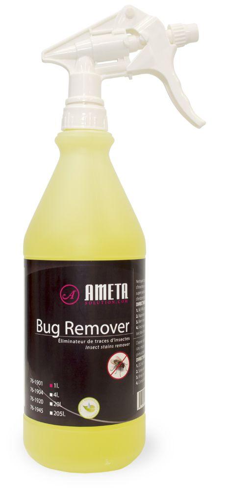 Ameta Solution 76-1901 Nettoyant automobile pour les insectes vaporisateur 960ml